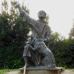 scultura san francesco e il lupo_slider1